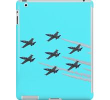 Breit patrole with chemtrails iPad Case/Skin