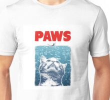 Crazy Cat Meow Paws Jaws Unisex T-Shirt
