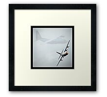 Blue Angels C-130 at MCAS Miramar  Framed Print
