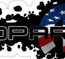 Mopar us Sticker