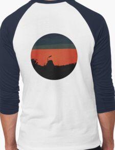 Red Sky Men's Baseball ¾ T-Shirt