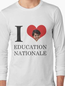 I Love Education Nationale T-Shirt