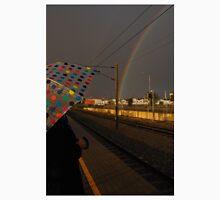 Rainbows at dawn Unisex T-Shirt