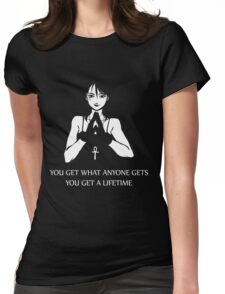 Death (The Sandman) Womens Fitted T-Shirt
