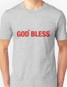 GOD BLESS Unisex T-Shirt