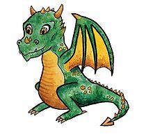 Baby Dragon! by Zykonaut