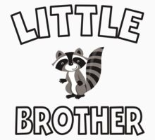 Raccoon Little Brother Kids Clothes