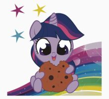 Twilight Sparkle - Cookie One Piece - Short Sleeve