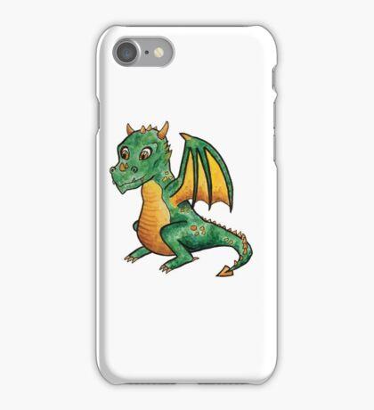 Baby Dragon! iPhone Case/Skin