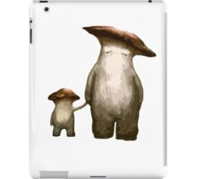 Mushroom People iPad Case/Skin