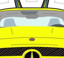 SLS AMG Sticker