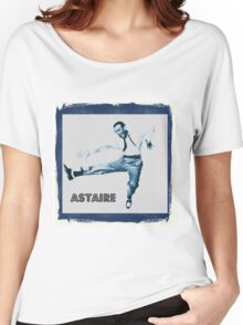 Fred Astaire Women's Relaxed Fit T-Shirt