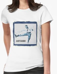 Fred Astaire Womens Fitted T-Shirt