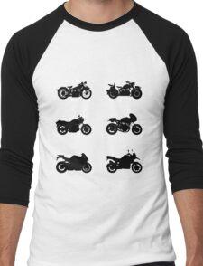 History of BMW Men's Baseball ¾ T-Shirt