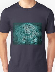 Abstract color and decorative wallpaper  T-Shirt