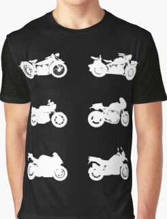 History of BMW Graphic T-Shirt