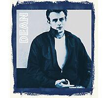 James Dean Photographic Print