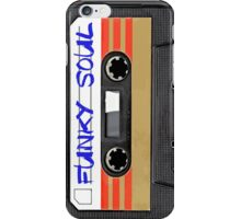 Funky Soul music tape iPhone Case/Skin
