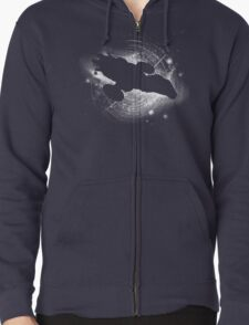 Can't take the sky from me! Zipped Hoodie