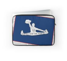 Newsies jump Laptop Sleeve