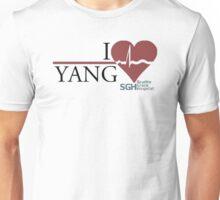 Grey's Anatomy - Yang  Unisex T-Shirt