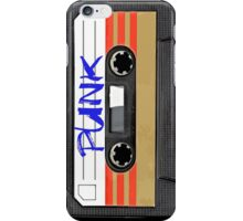Punk Music Tape iPhone Case/Skin