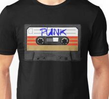 Punk Music Tape Unisex T-Shirt