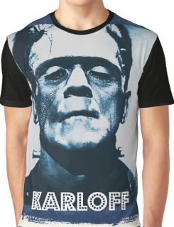 Boris Karloff Graphic T-Shirt