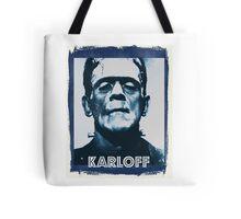 Boris Karloff Tote Bag