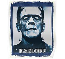 Boris Karloff Poster