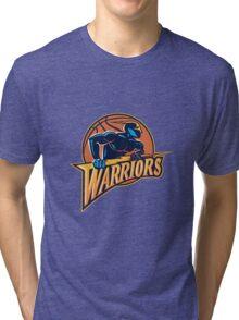 Golden Warrior Tri-blend T-Shirt
