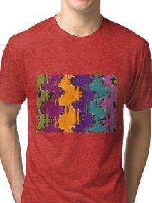 Colorful spots Tri-blend T-Shirt