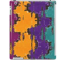 Colorful spots iPad Case/Skin
