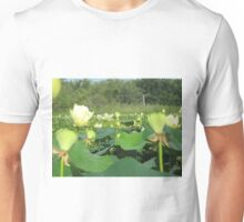 Lotus Patch Unisex T-Shirt