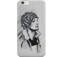 Louis, Without You Here Life Is Just a Lie iPhone Case/Skin