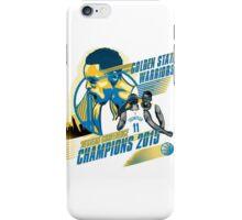 Golden State Warriors 2015 iPhone Case/Skin