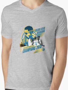 Golden State Warriors 2015 Mens V-Neck T-Shirt