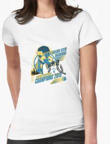 Golden State Warriors 2015 Womens Fitted T-Shirt