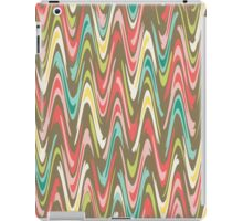 Waves pattern iPad Case/Skin