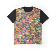 Colorful pixels Graphic T-Shirt