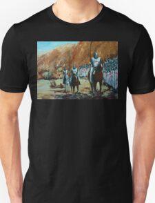 EN ROUTE TO BATTLE Unisex T-Shirt