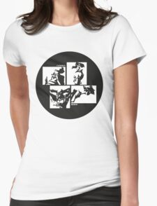 Cowboy Bebop - Space Cowboys Womens Fitted T-Shirt