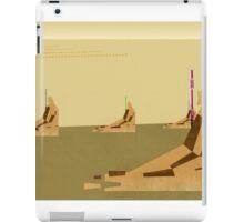 The clone wars iPad Case/Skin