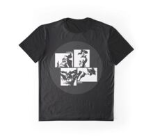 Cowboy Bebop - Space Cowboys Graphic T-Shirt
