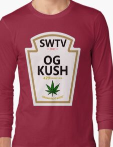 OG Kush (Heinz Parody) Long Sleeve T-Shirt