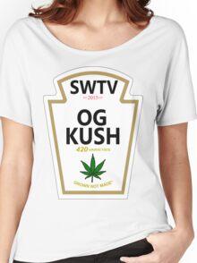 OG Kush (Heinz Parody) Women's Relaxed Fit T-Shirt
