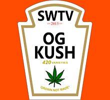 OG Kush (Heinz Parody) T-Shirt