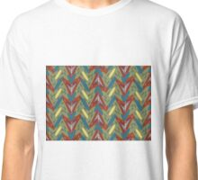 Shapes pattern Classic T-Shirt