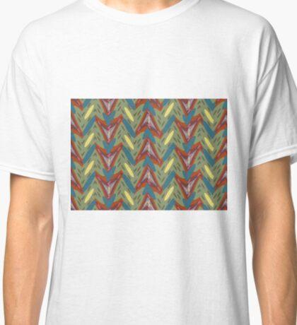 Shapes pattern Classic T-Shirt