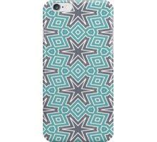 Black stars pattern iPhone Case/Skin